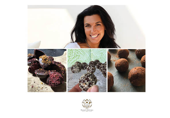 Grace Belgravia: Healthy Chocolate Workshop