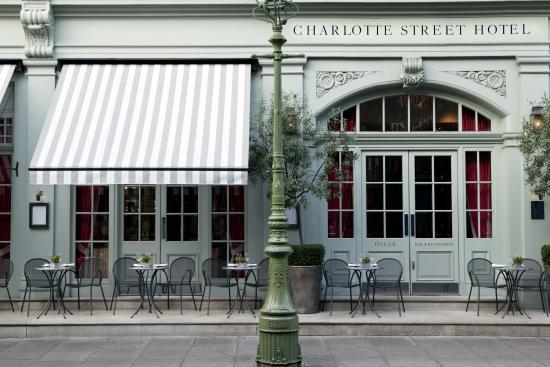 Charlotte Street Hotel: The Bloomsbury Set Afternoon Tea
