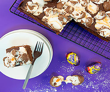 Shoreditch: Cadbury's Creme Egg Pop-Up
