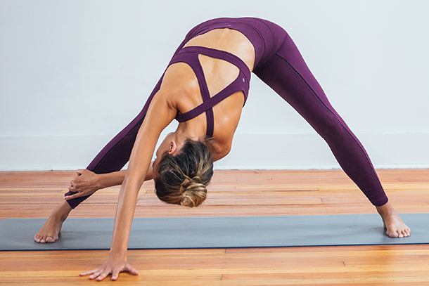 Lululemon Westfield: Full Body Workout with OPUS