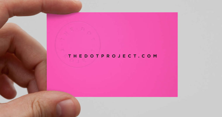 Chelsea: The • Dot • Project