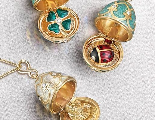 You're Invited: Cocktails, Canapés and Iconic Fabergé Collections