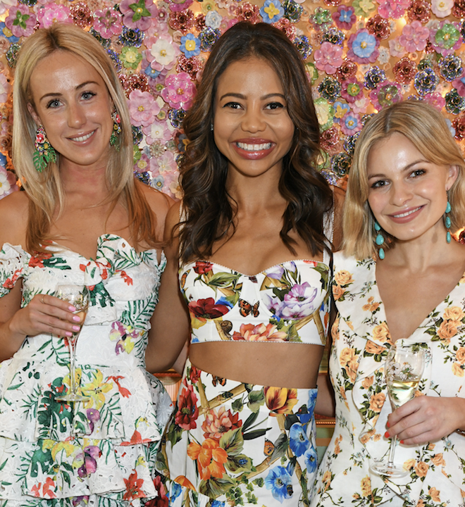 Bazaar Girls, Berkley Square & the Prettiest Belle Epoque