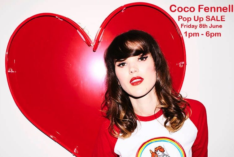 Pop Up Sale with Coco Fennell