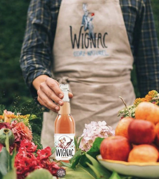 Wignac: Healthier Cider from Champagne-Ardennes